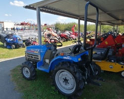 Microtracteur SIAL 173 RECONDITIONNE 0609
